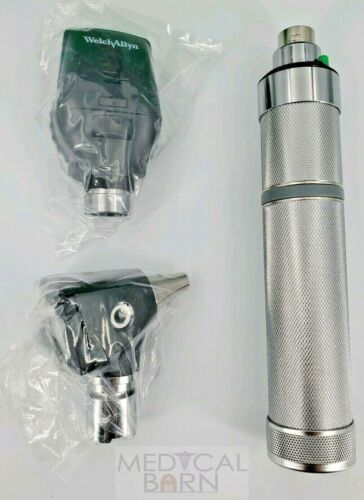 Welch Allyn Student Diagnostic Set Otoscope Ophthalmoscope - Complete Set  - NEW