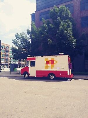 1991 Chevy P30 Food Truck For Sale Nice Truck For A New Business