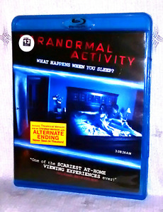 Paranormal Activity Blu-Ray *SEE DISCOUNTS*