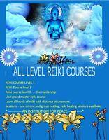 Reiki healing and tarot card reading