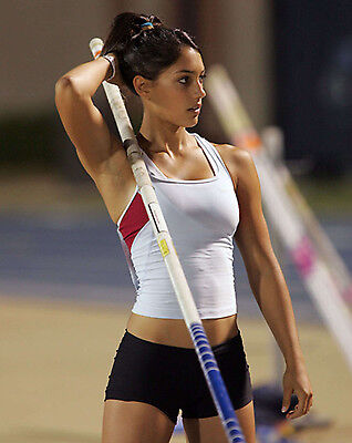 Allison Stokke   Hot Female Athlete   Hot Body   8 X 10 Photo   3   798