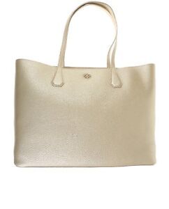 Tory Burch Perry Tote Purse Bag Leather (authentic)