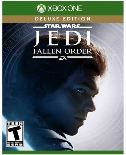 BRAND NEW - STAR WARS Jedi: Fallen Order DELUXE Edition (Xbox One) DIGITAL CODE