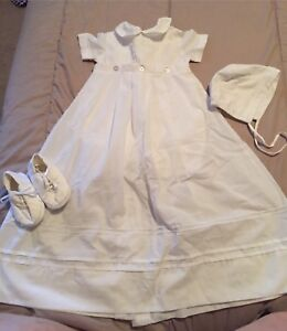 NWOT Boy/girl baptism outfit 3 months!