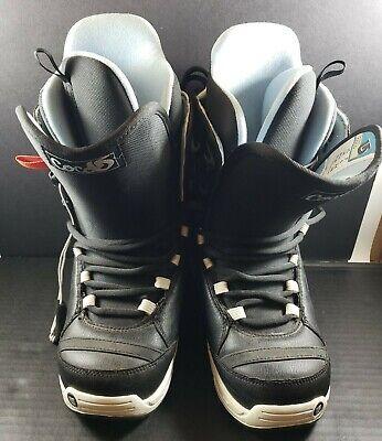 Burton Coco Women's Snowboard Boots True Fit Imprint 1 Sz 7 Excellent Condition!
