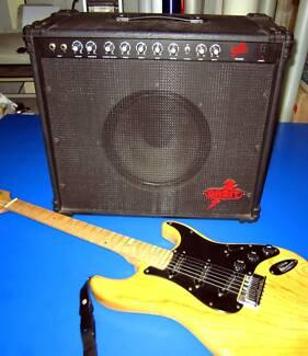 Guitar Amp ORBIT made by Samick ,,, great blaster !
