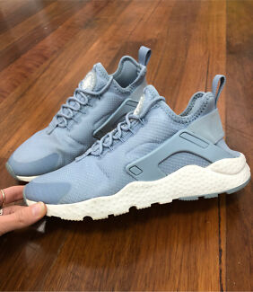 Nike Huarache Run Ultra Women's Blue/White