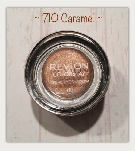 Revlon ColorStay Crème Eye Shadow ~ #710 Caramel