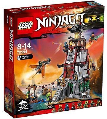 LEGO NINJAGO ASEDIO AL FARO 70594 - NUEVO, PRECINTADO SIN ABRIR
