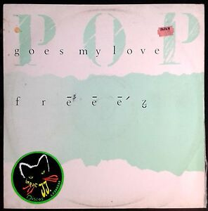 Freeez-Pop-Goes-My-Love-UK-Maxi-Single-12-034-BEG-98T-45rpm-Maxisingle