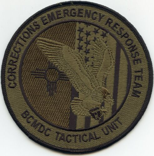 BERNALILLO COUNTY NEW MEXICO Emergency SWAT CORRECTIONS DOC SHERIFF POLICE PATCH