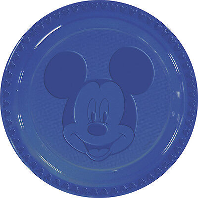 Mickey Mouse Plates and Napkins Mickey party Plates and