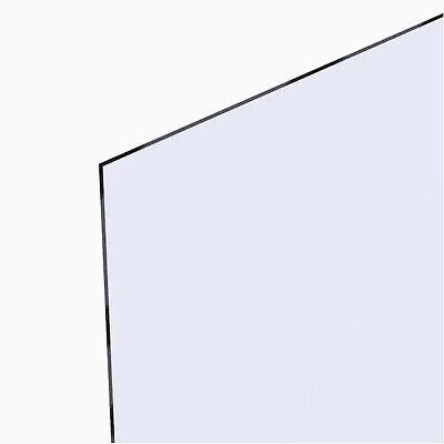 "Plastic Sheet 3//16"" 0.187/"" x 24/"" x 48/"" Black High Density Polyethylene HDPE"
