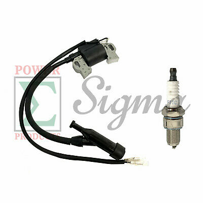 Ignition Coil For Honda Eb3500x Eb3500xk1 Eb5000x Eb5000xk1 Eb6500sx Generator