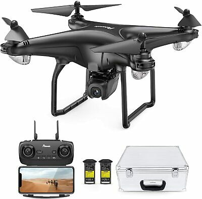 Potensic D58, FPV Drone with 1080P Camera, WiFi HD Live Video, GPS Auto Return,
