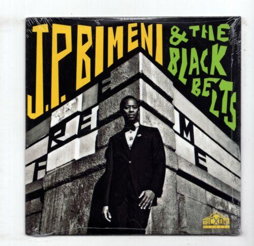 (KA495) JP Bimeni & The Black Belts, Free Me - sealed CD