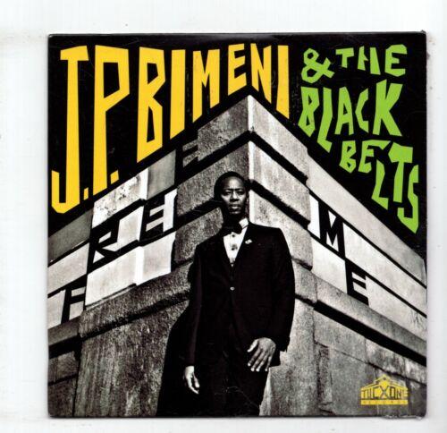 (KA426) JP Bimeni & The Black Belts, Free Me - CD