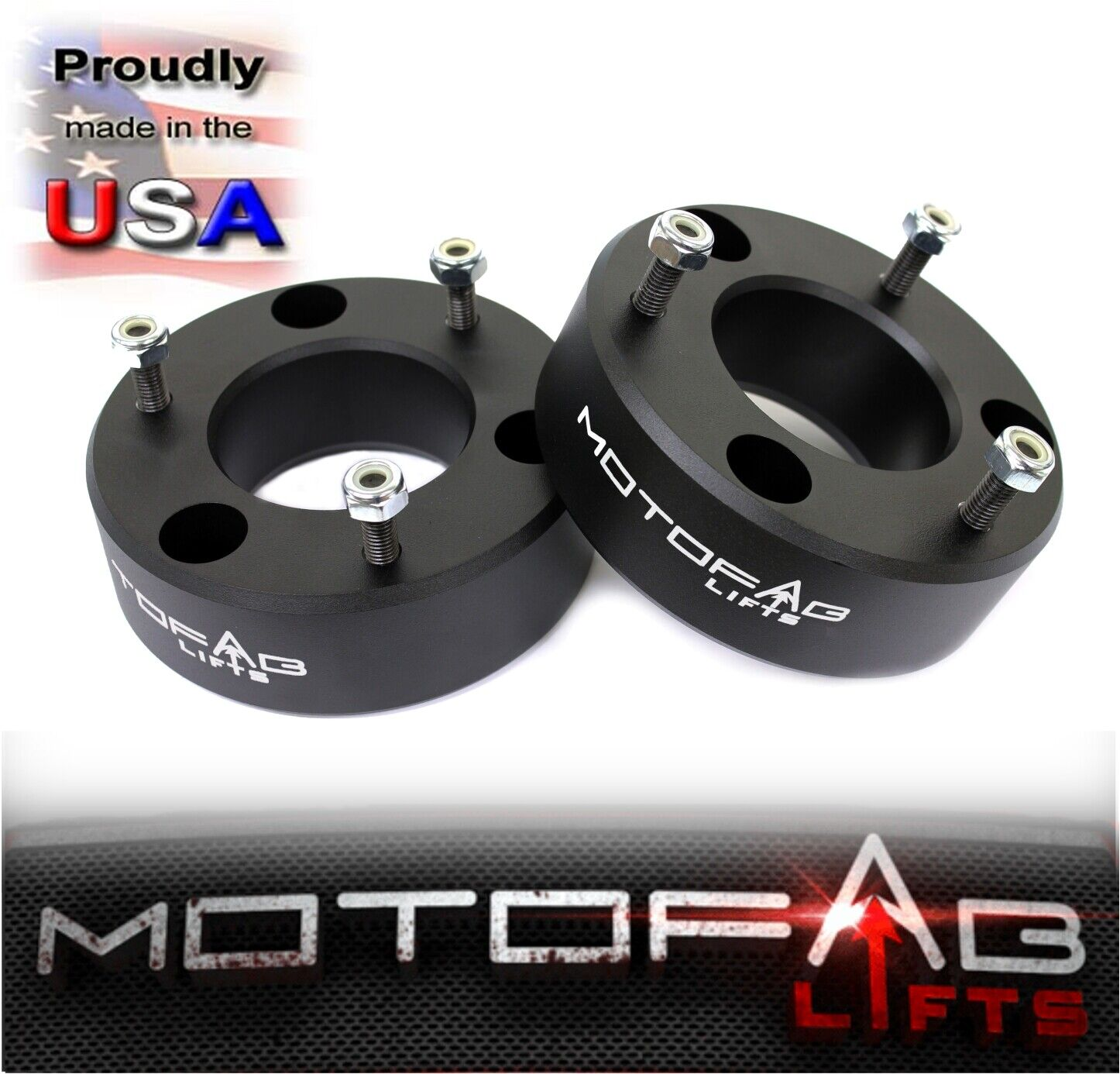 """3"""" Front Leveling lift kit for 2007-2019 Chevy Silverado GMC Sierra GM 1500"""