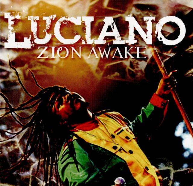 Luciano - Zion Awake VPAL MUSIC RECORDS CD OVP