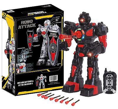 Ferngesteuerter Roboter für Kinder Hervorragender, unterhaltsamer Spielzeugrobot ()