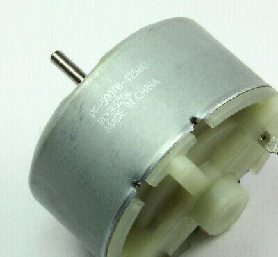 1pc Mabuchi Rf-500 Motor - 1.5 To 12 Vdc - Solar Motor - Mabuchi Rf-500tb-12560