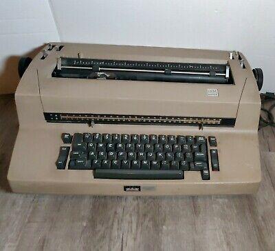 Vintage-ibm Correcting Selectric Ii Electric Typewriter