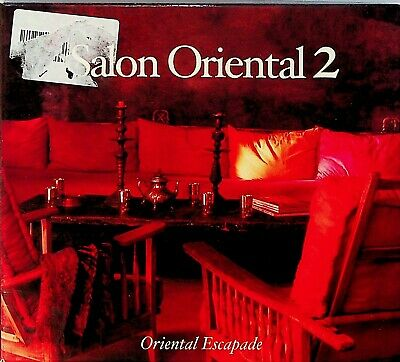 Salon Oriental 2 -Escapade CD (The Best Of Downtempo/Ambient/Tribal/House) (Best Ambient House Music)