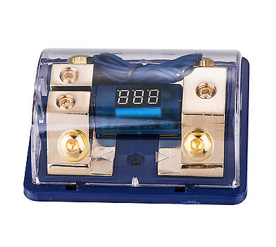 Nc Digital Platinum Anl Distribution Block 0-4 Gauge Fuse Holder Skfh060G 100A