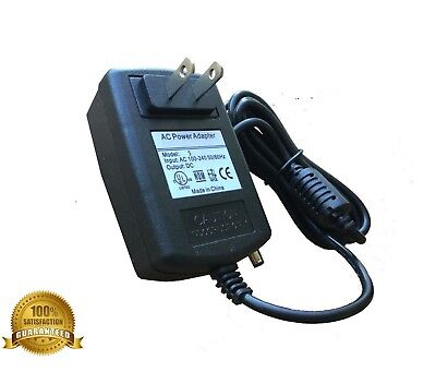 AC Power Adapter Power Supply for Mackie ProDX4 4-channel digital mixer