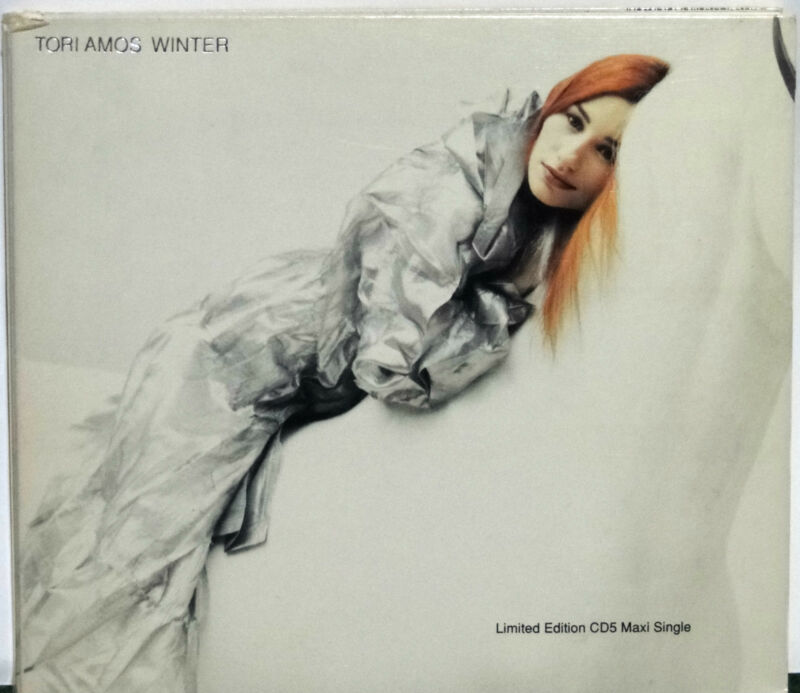 TORI AMOS Winter [Digipak CD, 5 Track Maxi Single] 1991 Ltd Ed; OOP; Origi Owner