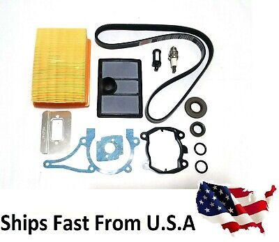 Air Filter Kit Fits Stihl Ts700 Ts800 Gasket Set With Oil Seals Drive Belt