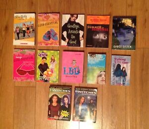Book reports coming up?  Variety of  titles