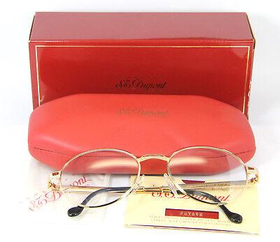 01757d315689 S.T. Dupont D086 Vintage Brille Eyeglasses Occhiali Lunettes FHT695 V6050  Pilot