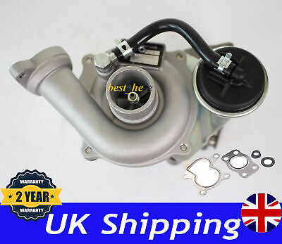 TURBOCHARGER TURBO FORD FIESTA FUSION CITROEN MAZDA PEUGEOT 1.4  TDCI KP35