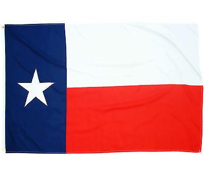 Fahne Texas Querformat 90 x 150 cm U.S.A.  Hiss Flagge Bundesstaat USA