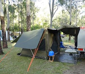 Camping tent and accessories for sale Ayr Burdekin Area Preview