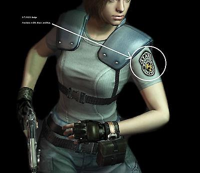 Halloween Kostüm Umbrella Corp : Resident Evil S. T. a. R.S. Bdg Blau