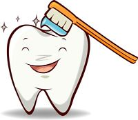 Dental cleaning at Durham college