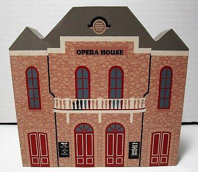 THE CAT'S MEOW VILLAGE SERIES - FALINE JONES - CENTRAL CITY OPERA HOUSE - 1991