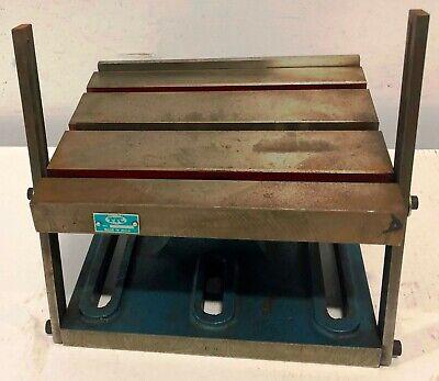Ttj Tilting T-slot Table 10 X 12 T-slot Top 0-90 Degrees 30824