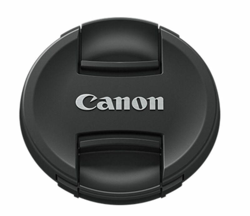 1 PCS New 77mm Front Lens Cap for CANON