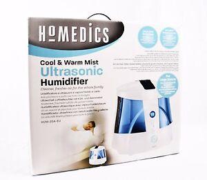 HoMedics HUM-20A-EU Ultraschall UV-Raumluftbefeuchter Luftbefeuchter