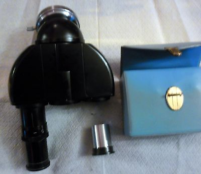 Carl Zeiss Microscope Binocular Head With Two A 10x14