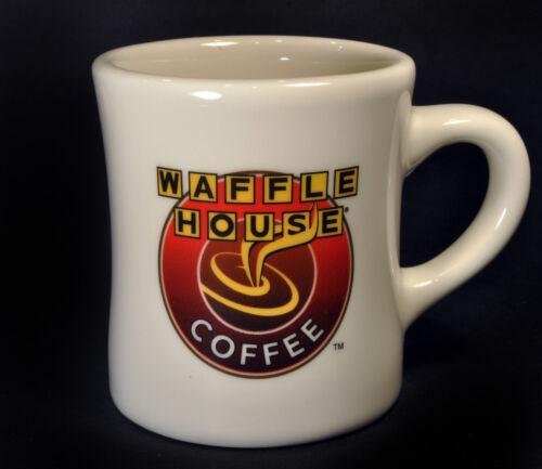 Waffle House Coffee Mug Cup - Southern Americana Breakfast Restaurant Diner