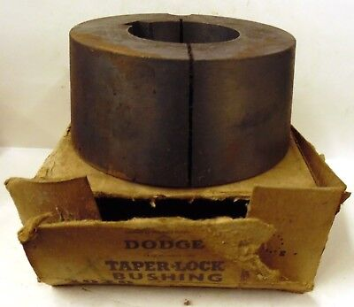 "DODGE TAPER LOCK BUSHING 3020 2"", 2"" BORE, 4 1/4"" OD"