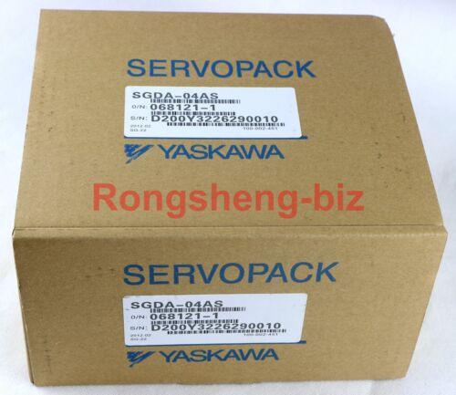 1pc New Yaskawa Servopack Sgda-04as #rs01