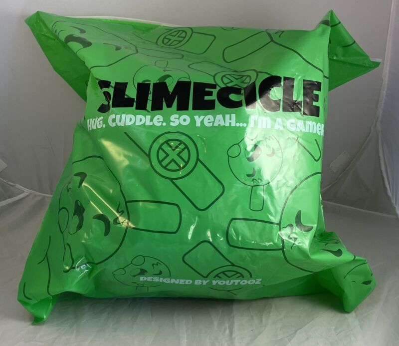 Youtooz Slimecicle Plush 1 ft tall in Bag Sold Out Collectible