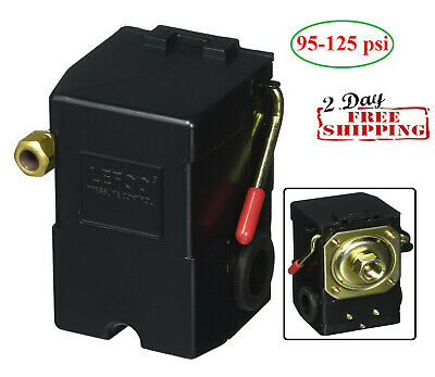 Craftsman Sears Air Compressor Pressure Switch W Unloader Replacement New