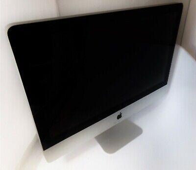 """Apple iMac 21.5""""2010  MC508LL/A i3-540 3.06GHz 4GB RAM 500GB HDD Mac OS 10.13"""