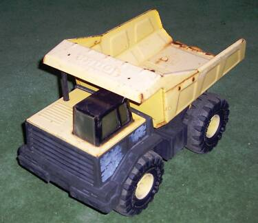 "Tonka Mid Sized Dump Truck ""Well Used"" Hope Valley Tea Tree Gully Area Preview"
